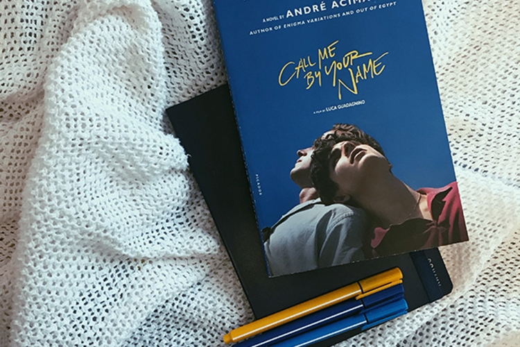 Call Me By Your Name by André Aciman | #MusicMonday – #TheLIAs