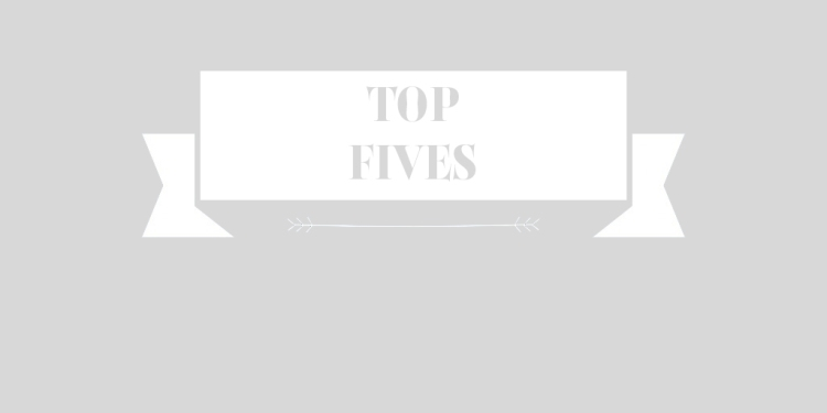 Top Fives Banner